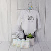 UNISEX WELCOME BABY GIFT SET, unisex baby gift hamper, newborns, new parents