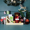 Sweet Holiday Sleigh Gift Set