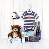 HANDSOME BABY GIFT BASKET, baby boy gift basket, welcome home baby gifts, new parent gifts