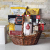 Gourmet Snacking Gift Basket, gourmet gift baskets