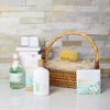 Rejuvenating Spa Gift Set, spa gift baskets, spa gifts, gift baskets, spa sets