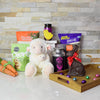 Easter Morning Snack Tray, Easter gift baskets, gourmet gift baskets, gift baskets, holiday gift baskets