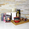 Chips, Dips & Cheese Gift Set, gourmet gift baskets, gift baskets, gourmet gifts