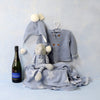 BABY BOY'S COMFORT & CELEBRATION SET, baby boy gift hamper, newborns, new parents