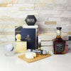 The Savory Whiskey Crate, liquor gift baskets, gourmet gift baskets, gift baskets, gourmet gifts