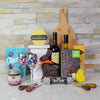 Easter Gourmet Wine Gift Basket, Easter gift baskets, wine gift baskets, gourmet gift baskets, gift baskets, holiday gift baskets