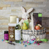 Easter Wine Basket