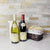 Wine Duo Picnic Gift Basket
