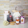 Queen's Elegance Spa Gift Basket