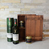 Tangy & Spirited Gift Set, liquor gift baskets, gourmet gifts, gifts
