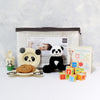 BABY'S TABLEWARE & PLAYSET, unisex baby gift hamper, newborns, new parents