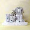 UNISEX COMFORT & SLEEP SET, unisex baby gift hamper, newborns, new parents