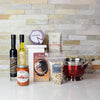 Pasta Dinner for Two Gift Set, gourmet gift baskets, gourmet gifts, gifts