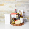 Pepper, Pepperoni & Wine Gift Set, wine gift baskets, gourmet gift baskets, gift baskets, gourmet gifts