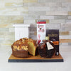Perfect Coffee & Cake Gift Set, gift baskets, gourmet gifts, gifts