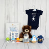 Elegant Boy Comfort Set, baby gift baskets, baby boy, baby gift, new parent, baby toys