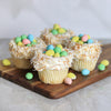 Easter Cupcakes Gift Basket, Easter gift baskets, gourmet gift baskets, gift baskets, holiday gift baskets