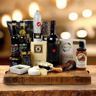 The Finer Things Gift Basket