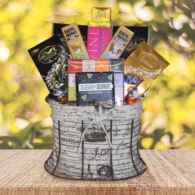 The Maple & Chocolate Gift Basket