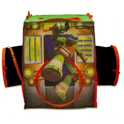 Nickelodeon Teenage Mutant Ninja Turtles Shell Raiser Vehicle Play Tent  sc 1 st  VCoin Mall : ninja turtle tent - memphite.com