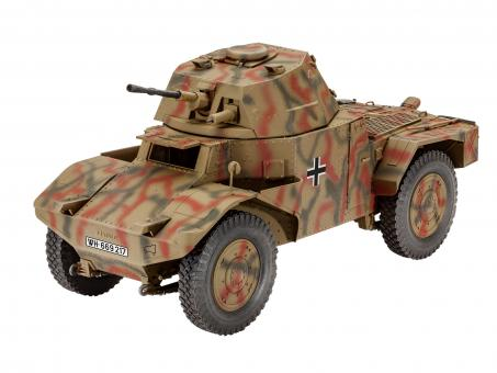 Armoured Scout Vehicle P204(f)