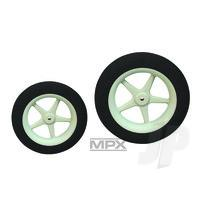 Super-Light Foam Wheels 45mm (1