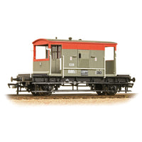 20 Ton Brake Van BR RailFreight