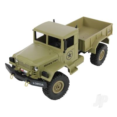 1/16 2.4GHz 4x4 Military truck