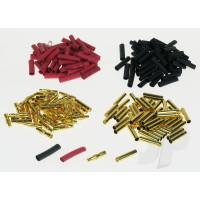 4mm Gold Connector Bulk (50 Pairs +