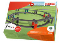 Märklin my world - Elevated Railroad Plastic Track Extension Set