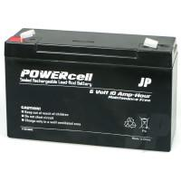 6V-10 Ah Powercell Gel Battery