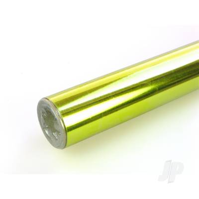 Oracover Air Medium 2m Chrome Yellow