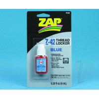 PT42 Z-42 Blue Thread Locker .20oz
