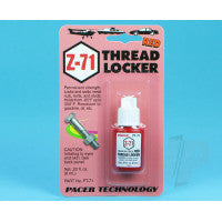 PT71 Z-71 Red Thread Locker .20oz