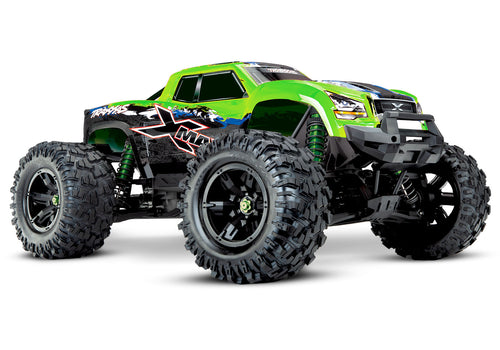 X-Maxx 1/7 4WD 8S Brushless Electric Monster Truck with TQi Traxxas Link Enabled 2.4GHz Radio System (VXL-8S/TQi/No Batt/No Chg)