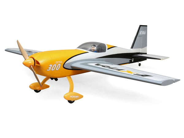Extra 300 3D 1.3m BNF w/AS3X & SAFE