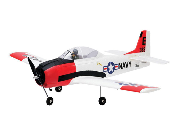 T-28 Trojan 1.1m BNF Basic w/AS3X and