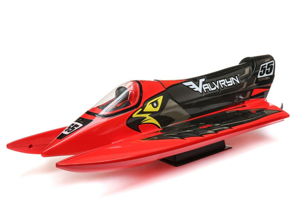 Valvryn F1 Tunnel Hull 25 RTR