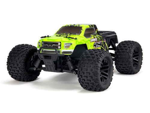 Granite 4x4 Mega 1:10 RTR Green/Black