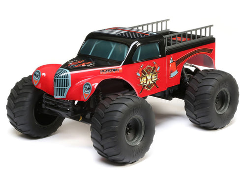 Axe 1/10 2WD Monster Truck RTR
