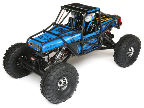 Night Crawler SE, Blue: 1/10 4wd Rock