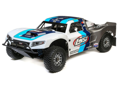 5IVE-T 2.0 BND 1/5 4WD Blue/White (PETROL)