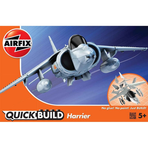QUICK BUILD J6009 Harrier