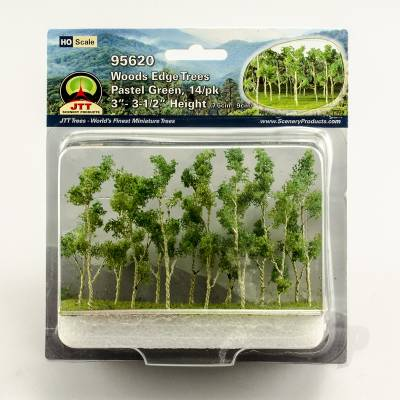 95620 Woods Edge Trees, Pastel