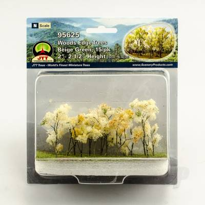 95625 Woods Edge Trees, Beige Green,