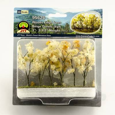 95626 Woods Edge Trees, Beige Green,