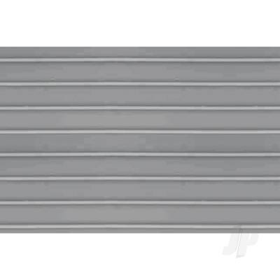 97408 Ribbed Roof, O-Scale, 1/48, (2