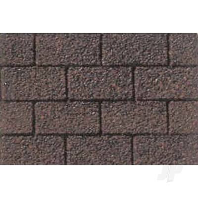 97441 Asphalt Shingle, 1/48,