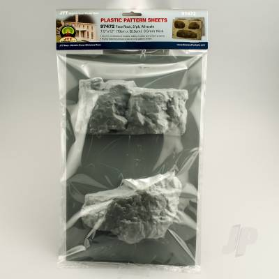97472 Face Rock, All-Scale, (2 per