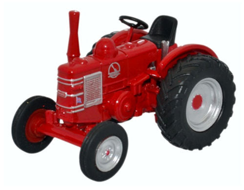 Field Marshall Tractor Red